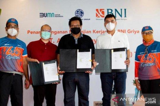 BNI gandeng Agung Sedayu Group genjot penyaluran KPR