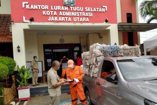 Kelurahan Tugu Selatan inovasi bank sampah kurangi limbah plastik