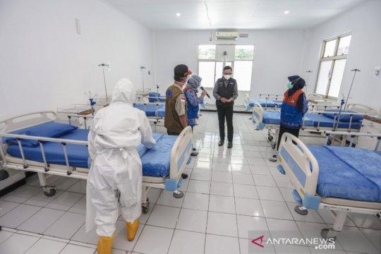 RS Lapangan Kota Bogor tangani 24 pasien positif COVID-19