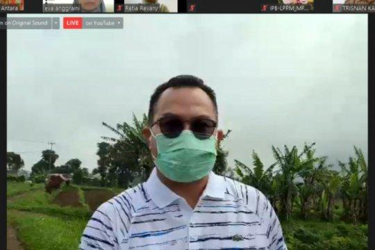 Rektor IPB optimistis petani dan pertanian Indonesia bisa maju