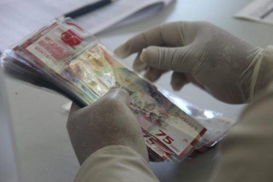 BI NTB: Penukaran uang peringatan kemerdekaan mencapai 103.150 lembar