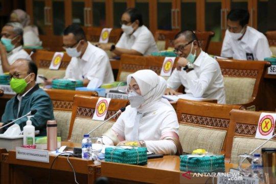 Menaker: RPP UU Cipta Kerja telah diserahkan ke Kemenko Perekonomian