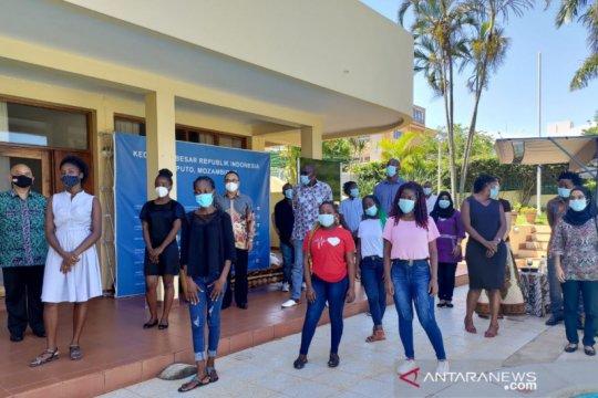 KBRI luncurkan Pusat Budaya di Mozambik, gelar kursus tari daring