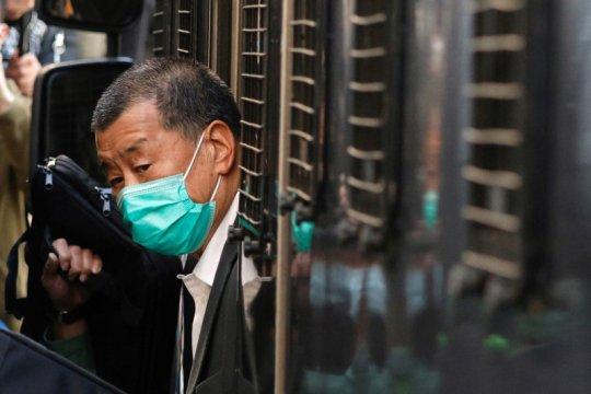 Jimmy Lai divonis 12 bulan penjara