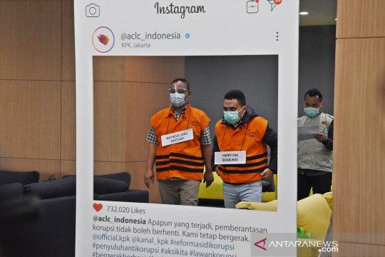 """MAKI diminta lapor ke KPK soal istilah """"bina lingkungan"""" kasus bansos"""