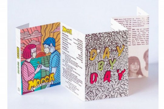 """Kangen gaya lawas? Mocca rilis kaset album """"Day by Day"""""""