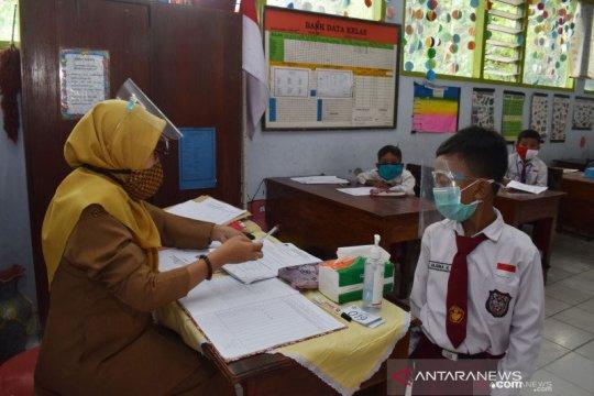 Pekanbaru mulai sekolah tatap muka di tengah pandemi