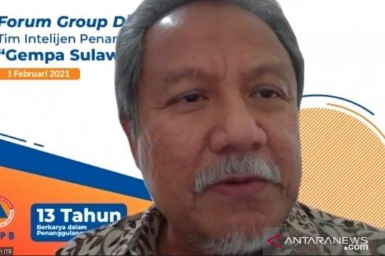 Guru Besar ITB: Perlu peta kerentanan bangunan daerah rawan gempa