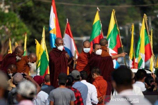 Pemerintah Jepang tak berencana pulangkan warganya dari Myanmar