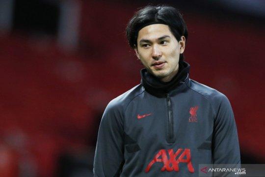 Minamino diperkirakan akan tampil ketika Liverpool hadapi Norwich