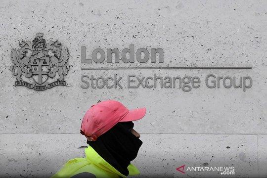 FTSE 100 turun karena inflasi naik ke level tertinggi tiga bulan