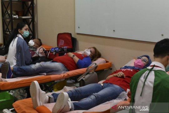 Masyarakat diajak tak ragu donor darah saat pandemi