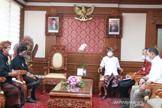 Gubernur Bali setujui penggunaan aset untuk pusat latihan pencak silat
