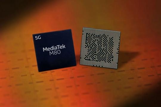 MediaTek luncurkan modem M80 5G dukung jaringan mmWave dan Sub-6 GHz