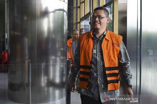 KPK panggil mantan anggota DPR dalam penyidikan tersangka Yudi Widiana