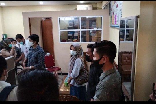Penyidik periksa keluarga DPO yang ditembak polisi selama 5 jam