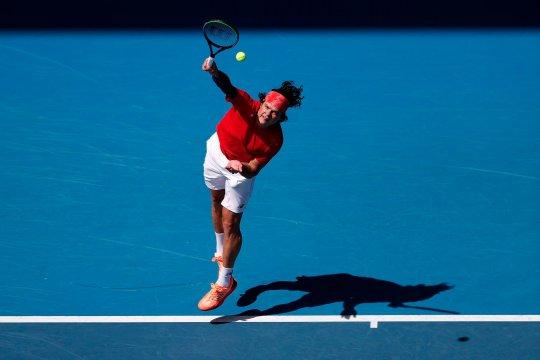 Raonic mundur dari Wimbledon karena cedera betis