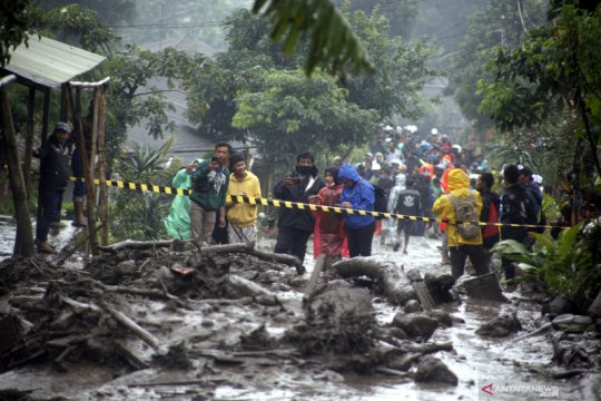 Lima daerah rawan bencana di Jawa Barat diminta siaga