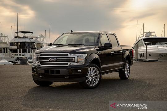 Dapat pasokan semikonduktor, Ford selesaikan F-series yang mangkrak