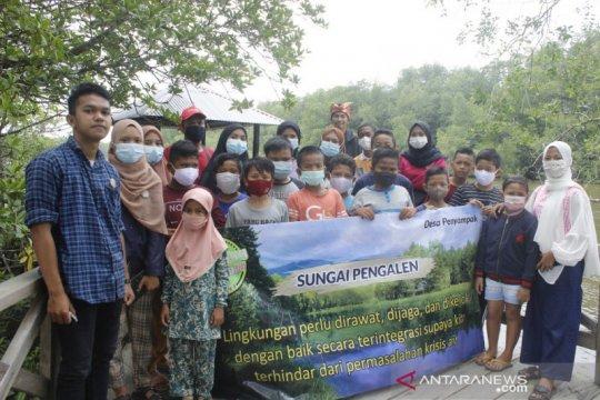 KRG Babel kampanyekan gerakan pelestarian lahan basah