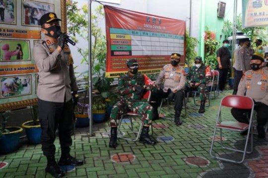 Polda Jatim siapkan 3.500 kampung tangguh kendalikan COVID-19