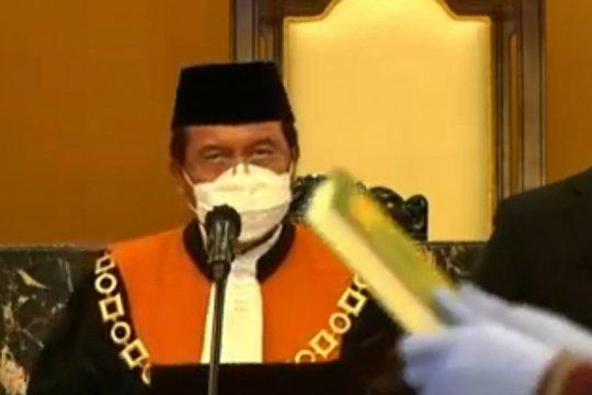 Ketua MA sebut pandemi bawa hikmah untuk persidangan