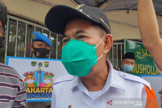 """Plh Wali Kota Jakpus dukung usulan """"lockdown weekend"""" dari DPR RI"""