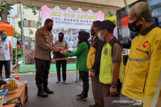 "Forkominda Jakpus luncurkan ""Jakarta Bermasker"""
