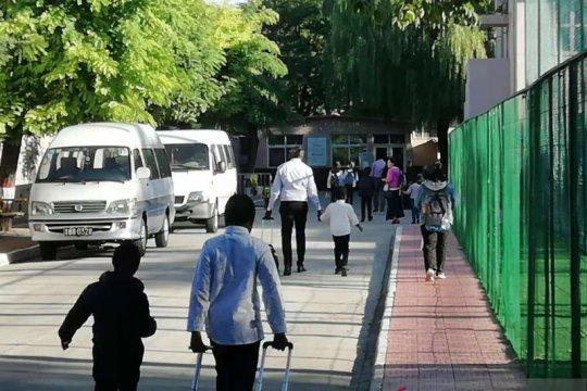 China larang penggunaan ponsel di sekolahan