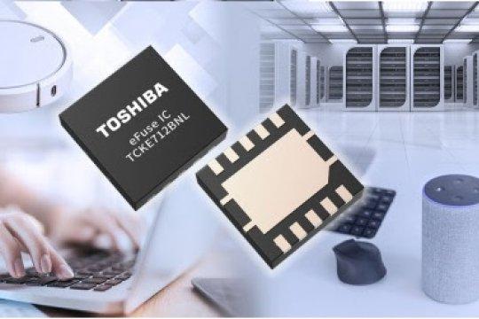 Toshiba tambahkan IC eFuse baru untuk penggunaan berulang