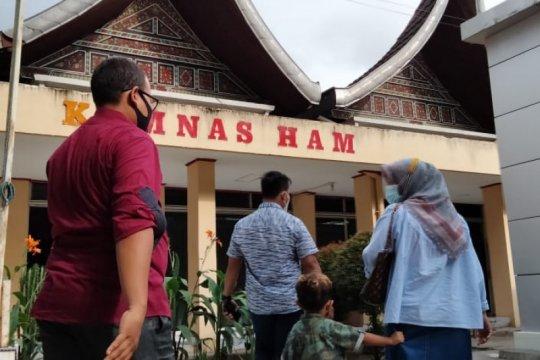 Keluarga korban ditembak polisi minta pendampingan Komnas HAM Sumbar
