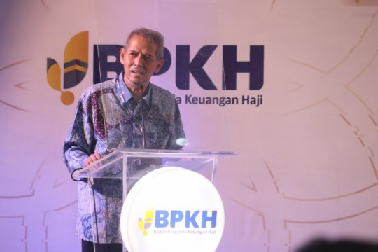 Kepala BPKH sebut aplikasi IKHSAN pantau saldo manfaat setoran haji