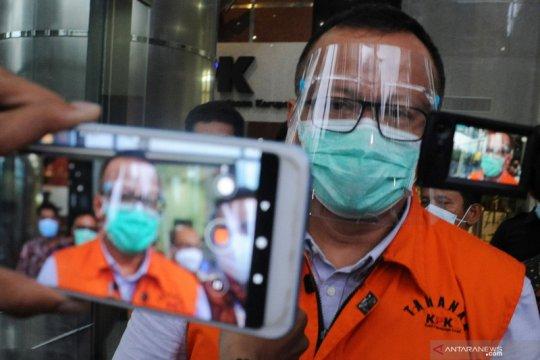 KPK periksa mantan Menteri Kelautan dan Perikanan Edhy Prabowo