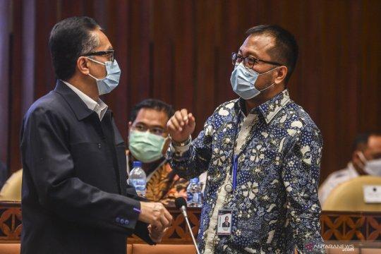 DPR gelar rapat dengar pendapat soal Sriwijaya Air