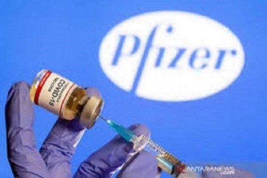 Pfizer berharap bisa kirimkan 13 juta dosis vaksin ke AS setiap pekan