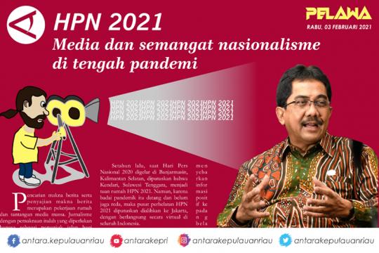 HPN 2021 dari Dirjen Kominfo RI