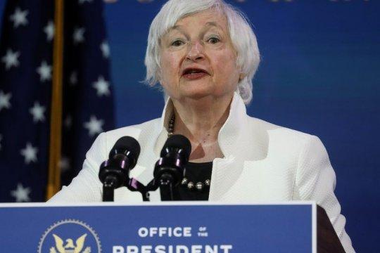 Yellen-Ketua IMF bahas perlunya solusi multilateral tentang utang