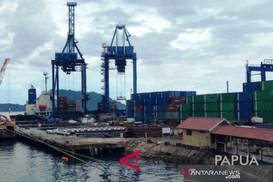 Waktu tunggu kapal di Pelabuhan Jayapura dipercepat dua hari
