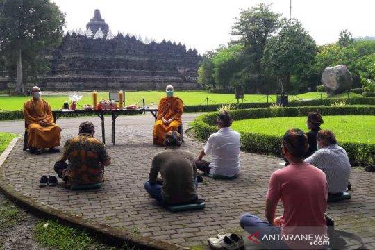 Taman Wisata Candi Borobudur tutup pada 6-7 Februari