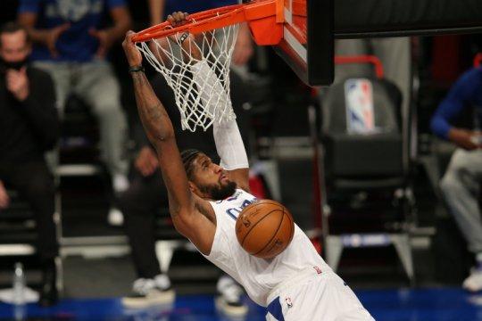 Paul George cetak 36 poin saat Clippers benamkan Pacers
