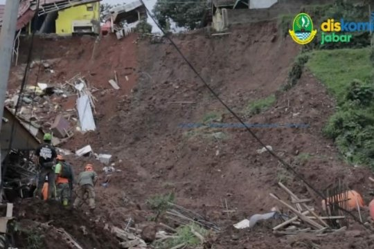 BPBD: 500 desa Jabar masuk ketegori rawan bencana hidrometeorologis