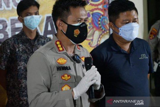 Polisi gali makam korban pembunuhan di Sukatani Bekasi