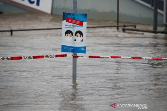 Banjir di Jerman sebabkan 30 orang hilang