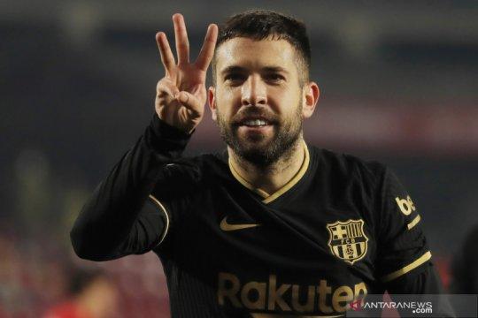 Inter Milan inginkan Jordi Alba