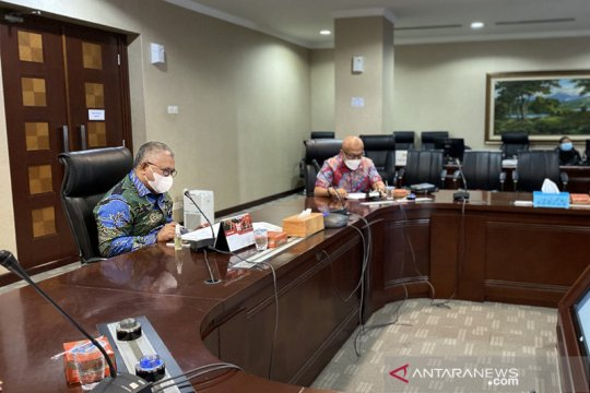 KSP: Percepatan pembangunan dua bandara di Maluku mendesak
