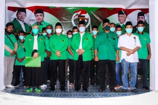28 PAC PPP se-Kabupaten Lebak resmi dilantik