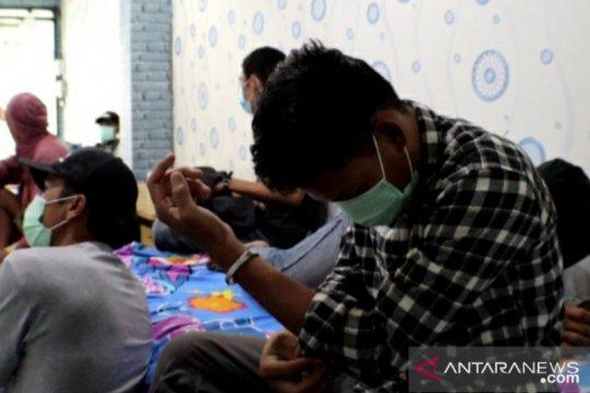 BP2MI-Satgas Pamtas amankan enam PMI di perbatasan Indonesia-Malaysia