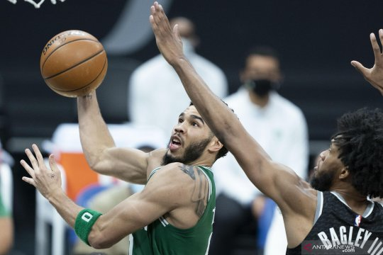 NBA: Sacramento Kings kalahkan Boston Celtics 116 - 111