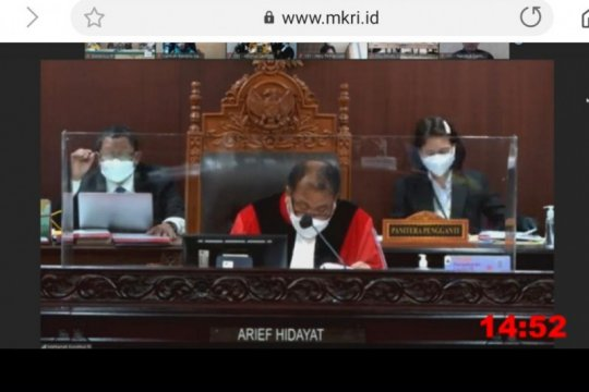 KPU Kepri nilai tuntutan Isdianto-Sani tidak miliki kedudukan hukum
