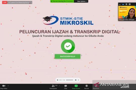Peruri dukung penerbitan ijazah-transkrip digital di STMIK Medan